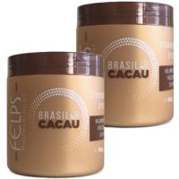 Ботокс для волос Felps Brasil Cacau 1000 гр