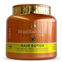 Ботокс для волос Felps Brasilian Nuts 1 кг