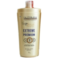 Кератин Nutrimax EXTREME solution premium 1000мл