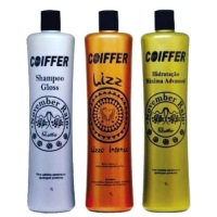 Комплект COIFFER LIZZ 1000/1000/1000 мл