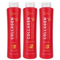 Комплект Globber collagen 500/500/500 мл