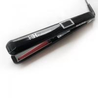 Утюжок HH Ultrasonic & Infrared узкие пластины Black