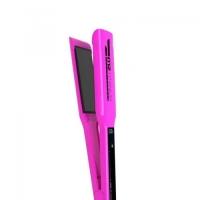 Утюжок MZ Titanium Розовый матовый широкие пластины